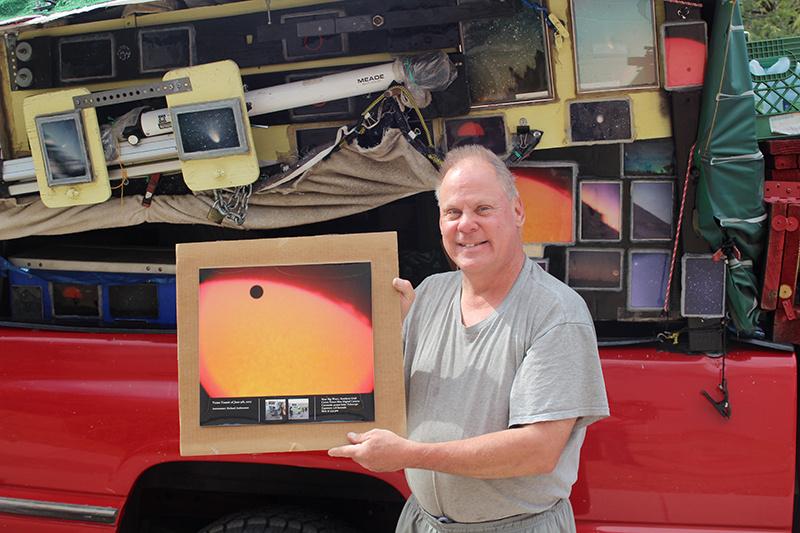 Arizona's Nomadic, Autistic Astronomer