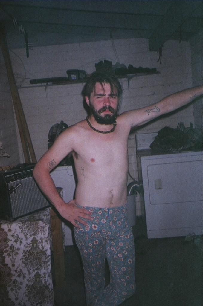 random guy in girl pants