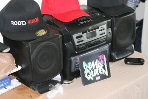 demon queen stereo