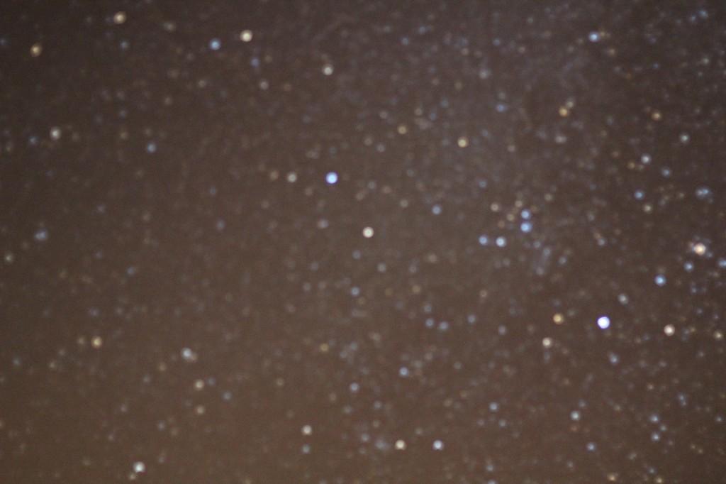 dusty stars