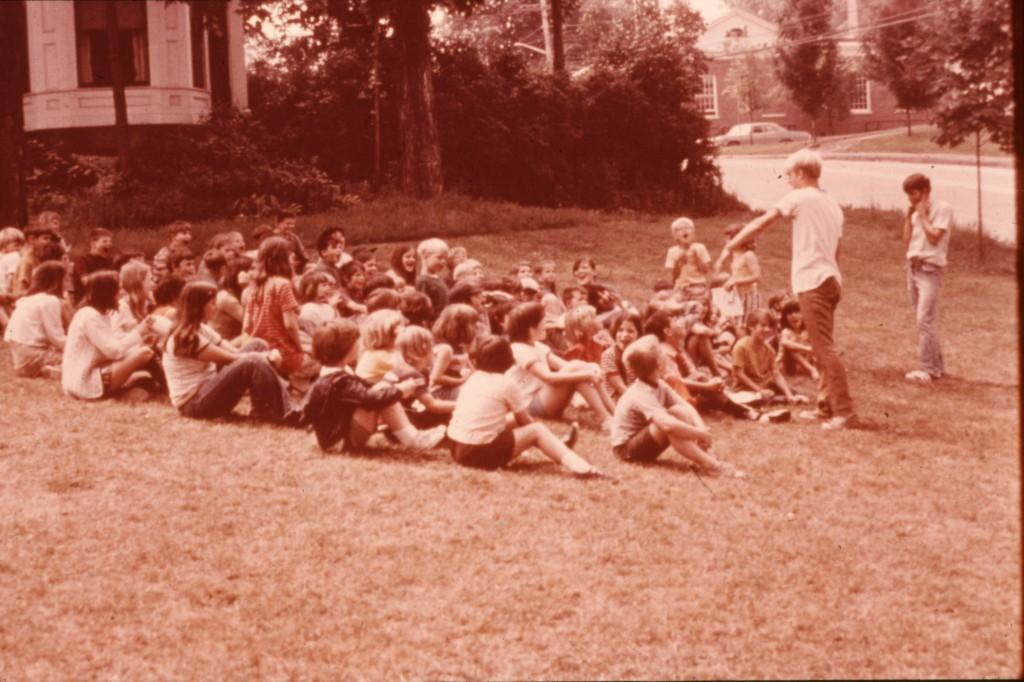 field of kids