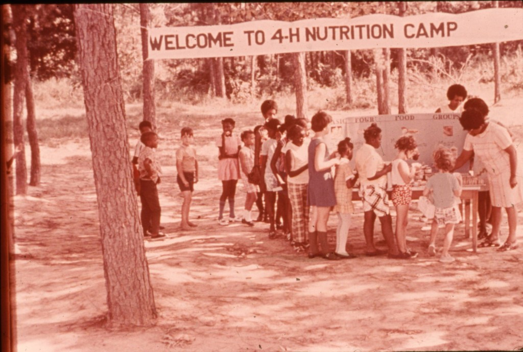nutrition camp