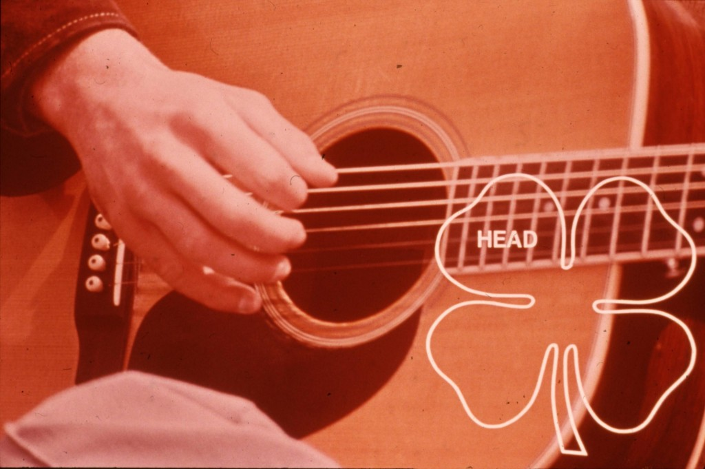 singer guitar head