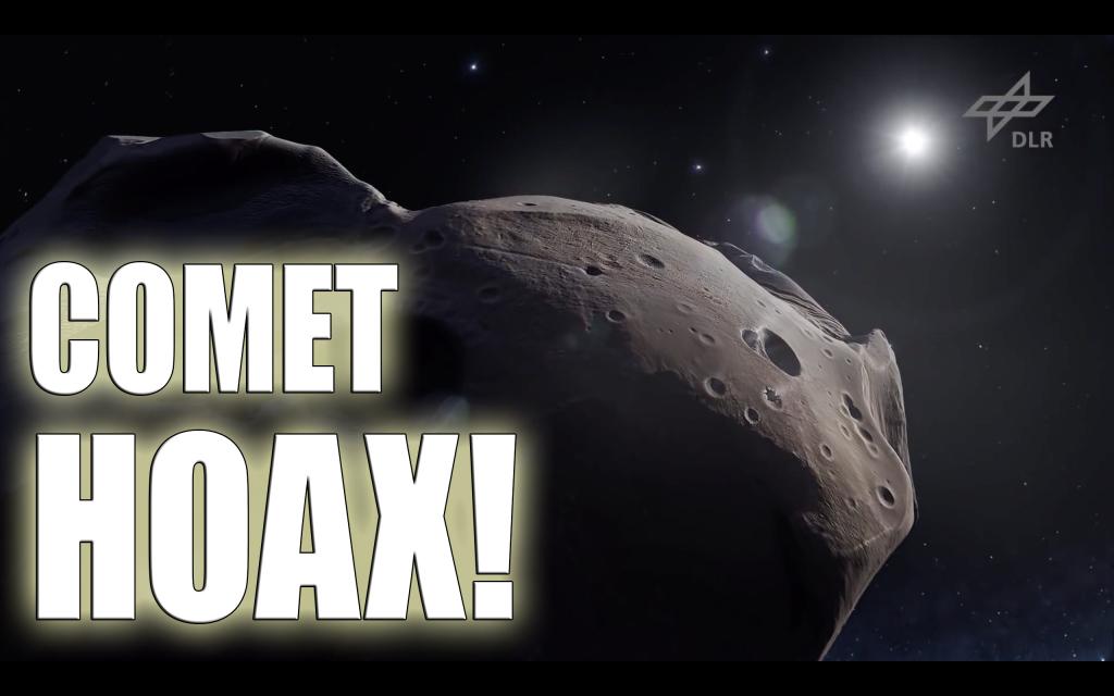comet hoax1