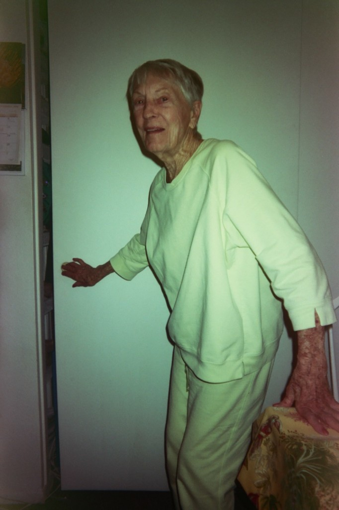 Found Glamour Grandma